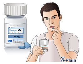 Ed Treatment For Use With Viagra