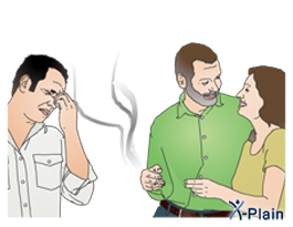 an introduction to the secondhand smoke Secondhand tobacco smoke is the combination of the smoke given off by a burning introduction to grants secondhand tobacco smoke (environmental tobacco.