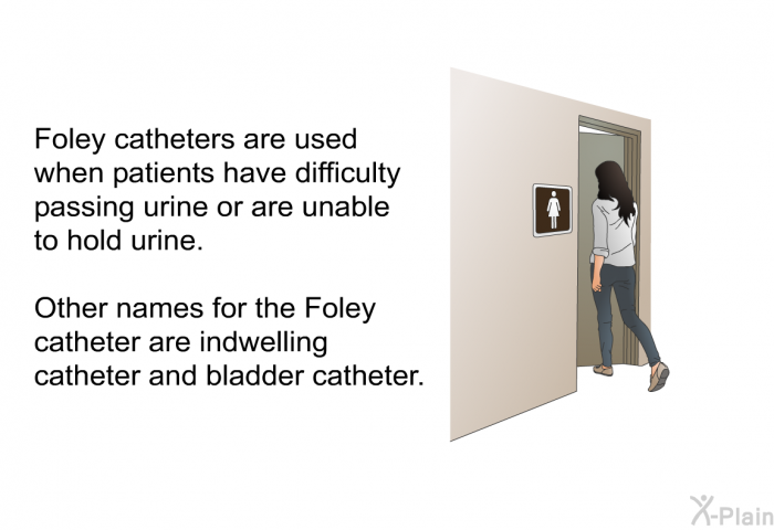 Difficulty in passing urine